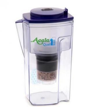 Der AcalaQuell® One ist mehr als ein Wasserspender, er ist ein komplettes, dennoch kompaktes Wasseraufbereitungssystem.